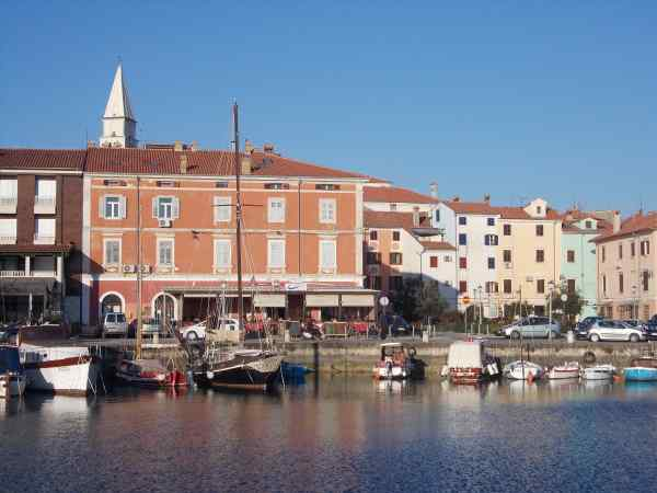 Accessible tour of Izola