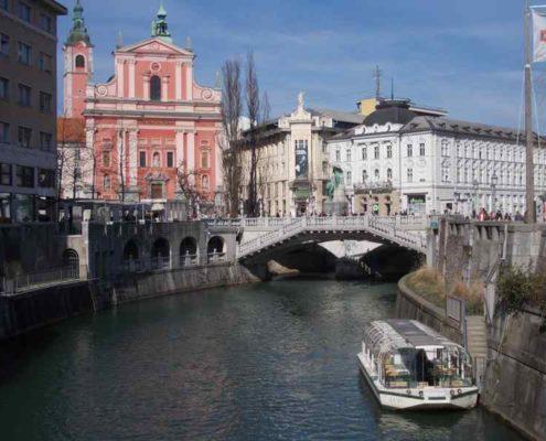 Ljubljana tour